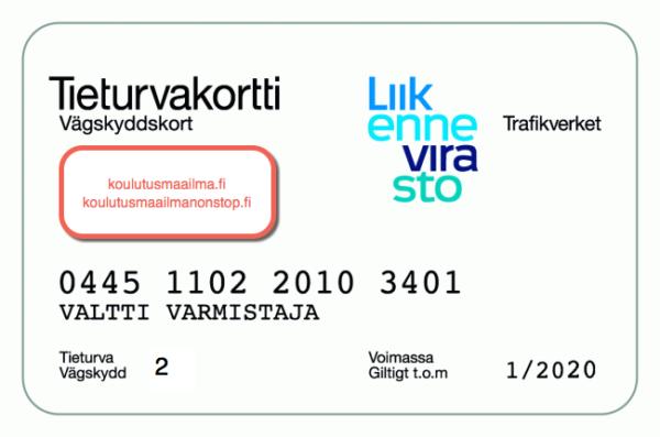 Koulutusmaailma järjestää Tieturva 2 - kurssit ympäri Suomea
