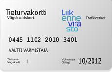 Tieturvakortti Helsinki – 82 € – Tieturva 1 kurssi